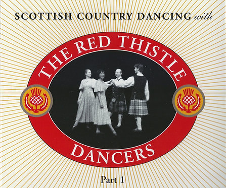 """DVD - """"Scottish Country Dancing - Part 1"""""""