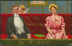 """The Valentine"""