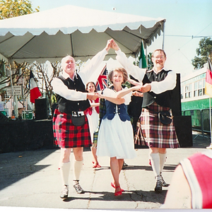 1990s-The Red Thistle Dancers