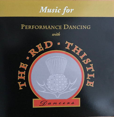 """Music for Performance Dancing"" - Companion Audio CD"