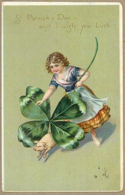 """Four Leaf Clover"""
