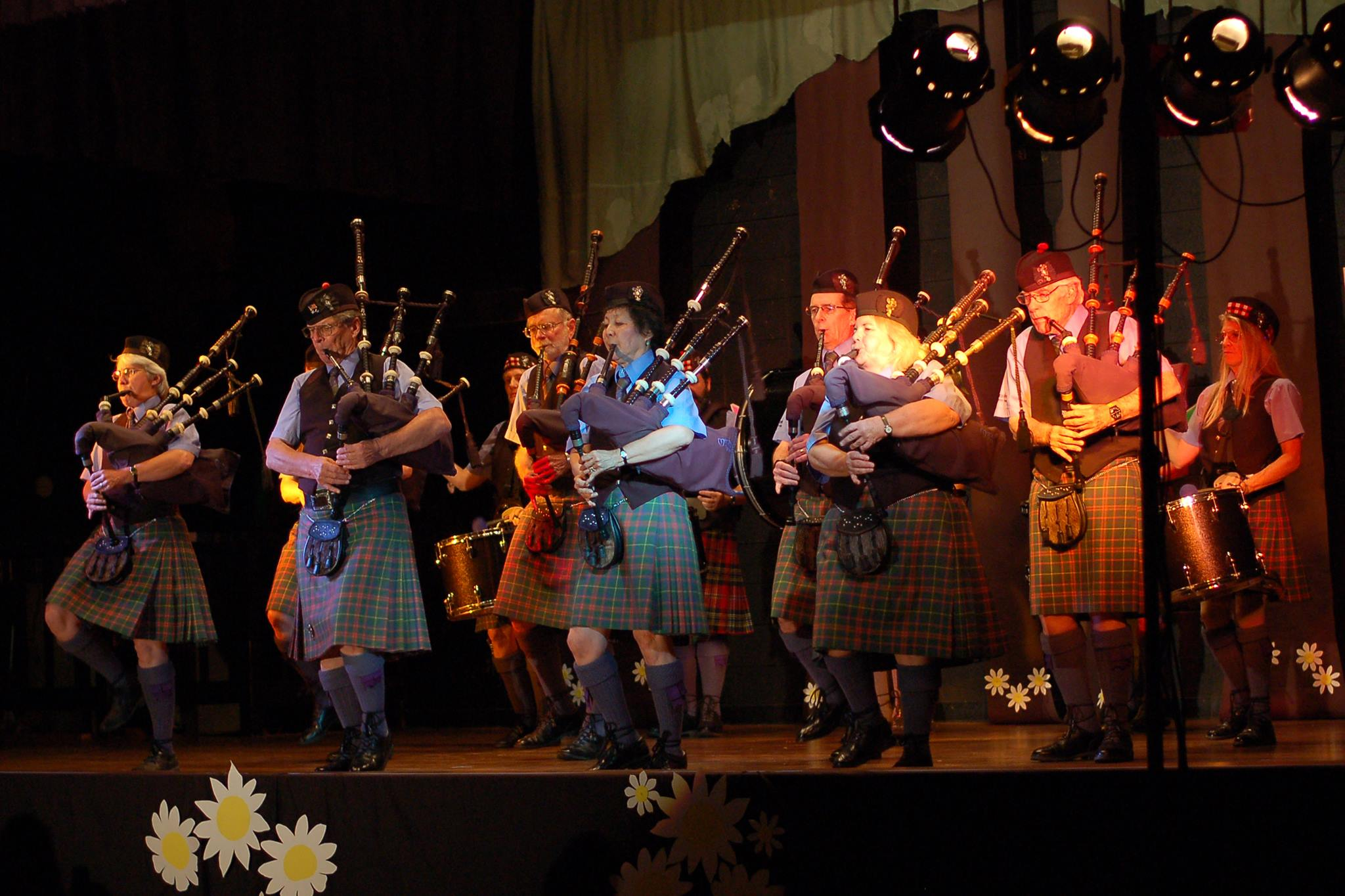 MacIntosh Pipe Band and Drum Corps