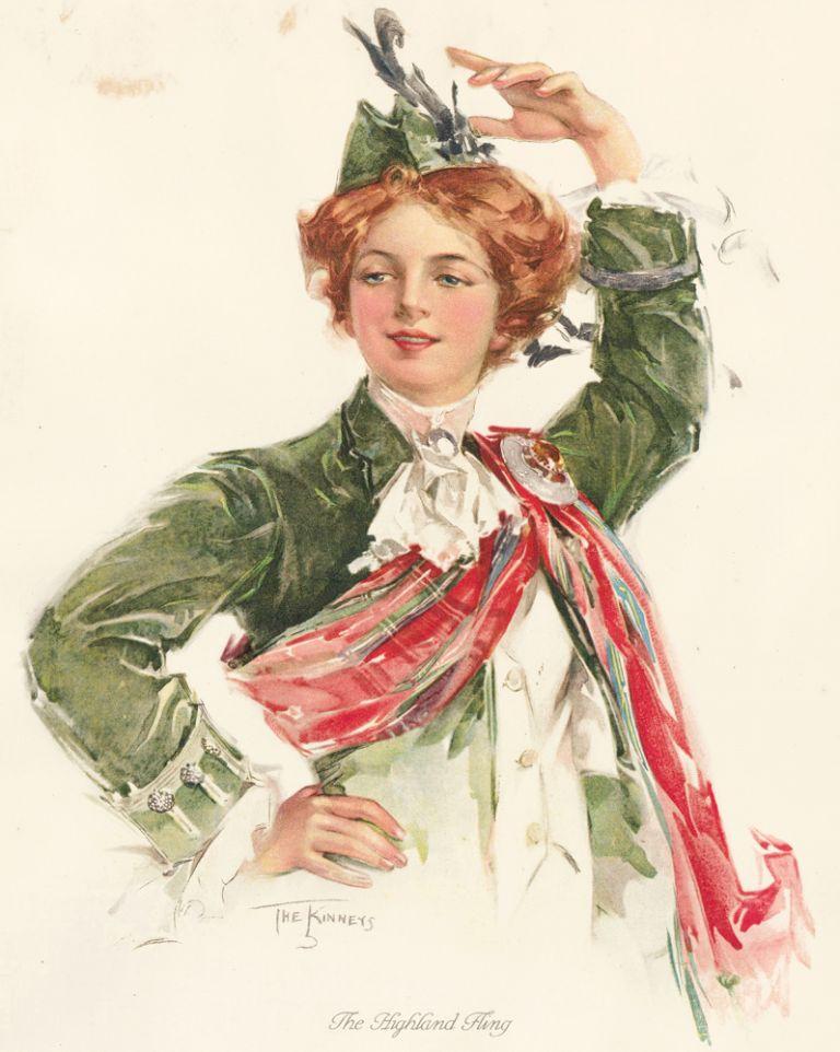 The Highland Fling, 1912