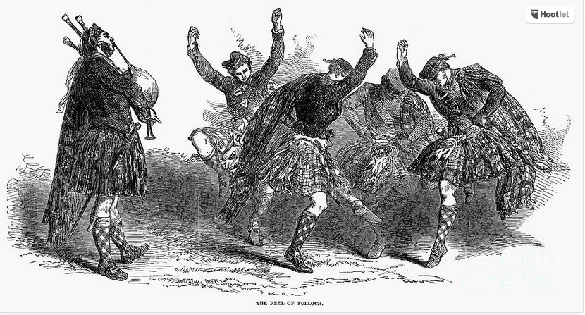 Reel of Tulloch (1849)