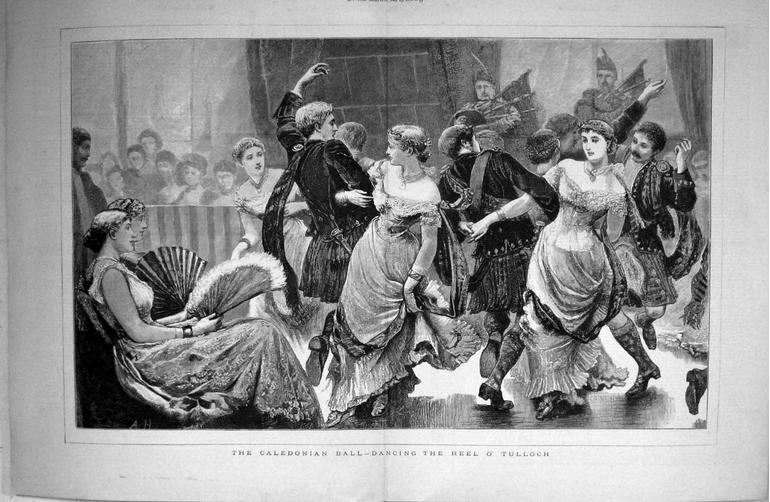 Caledonian Ball (1878)