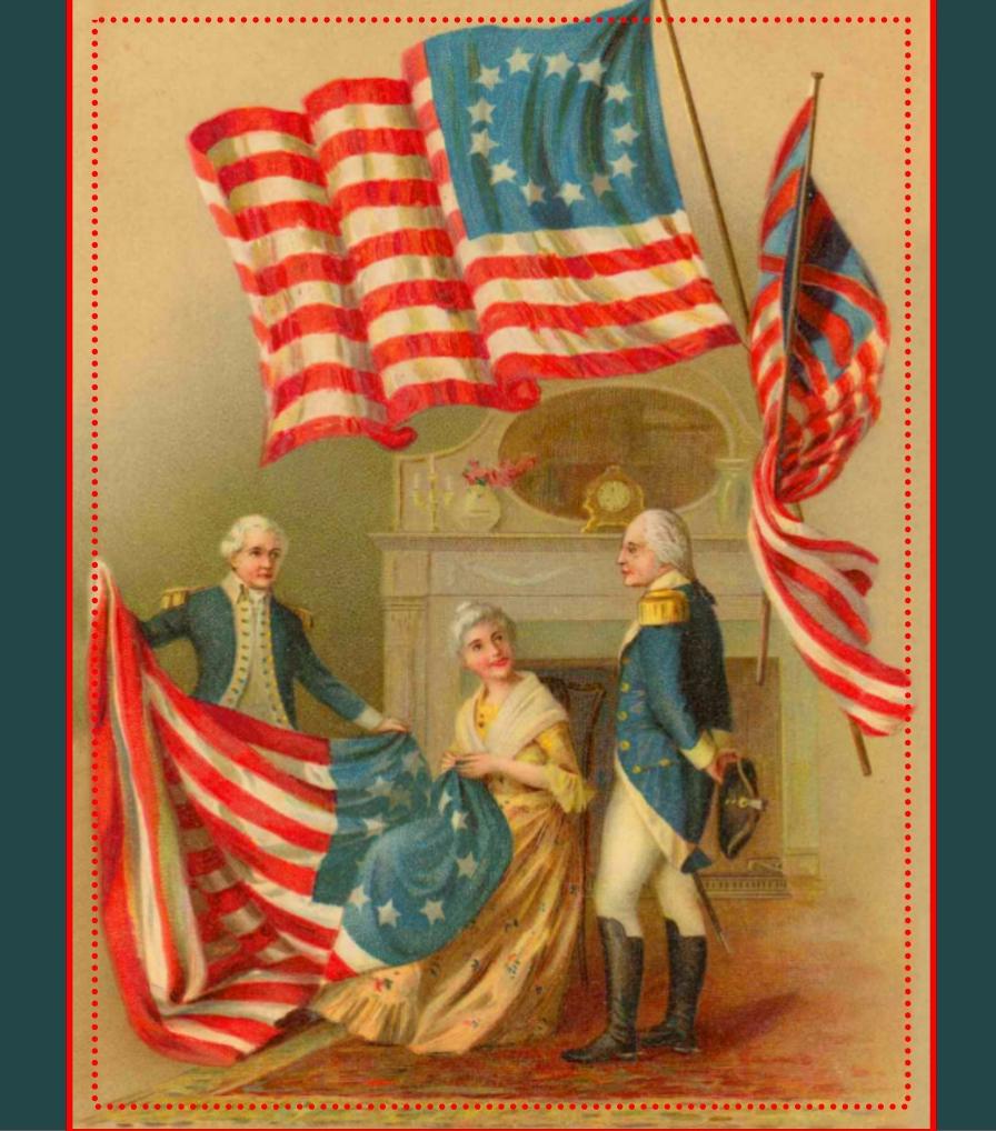 """""""Betsy Ross"""""""