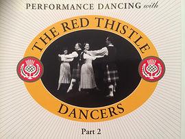 highland schottische reels set and link knot rondel tournee targe