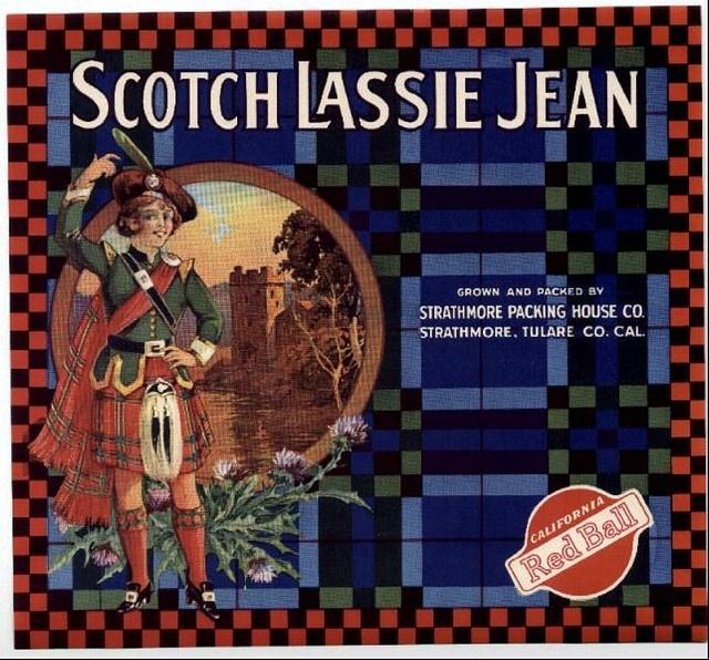 Scotch Lassie Jean