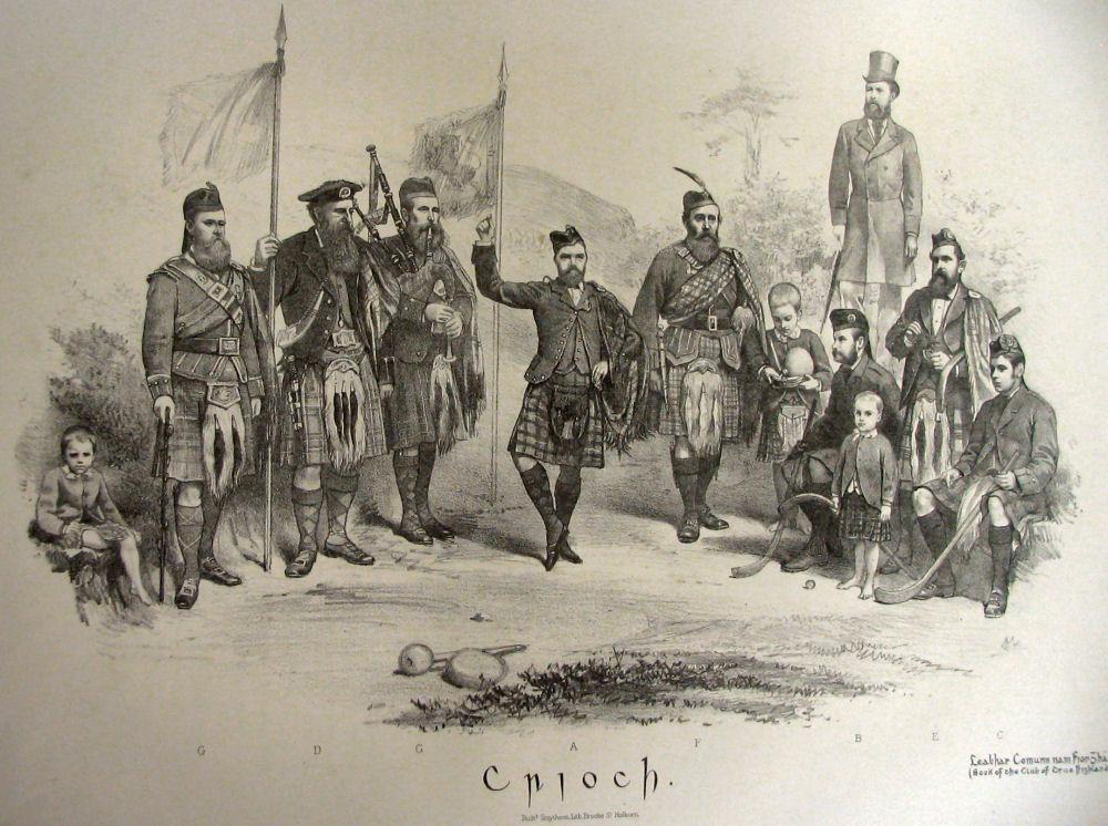 True Highlanders