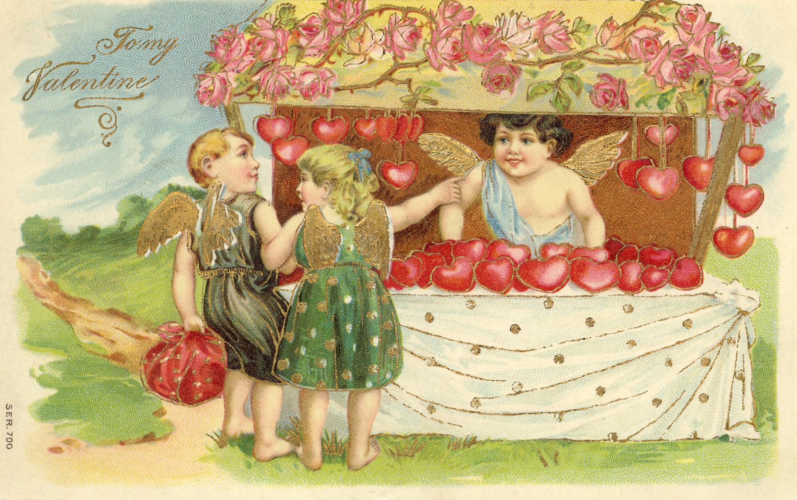 """Lady Valentine's Jig"""