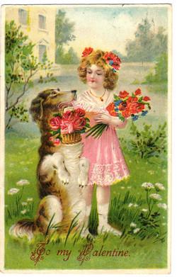 """""""Valentine's Strathspey"""" (Baker)"""
