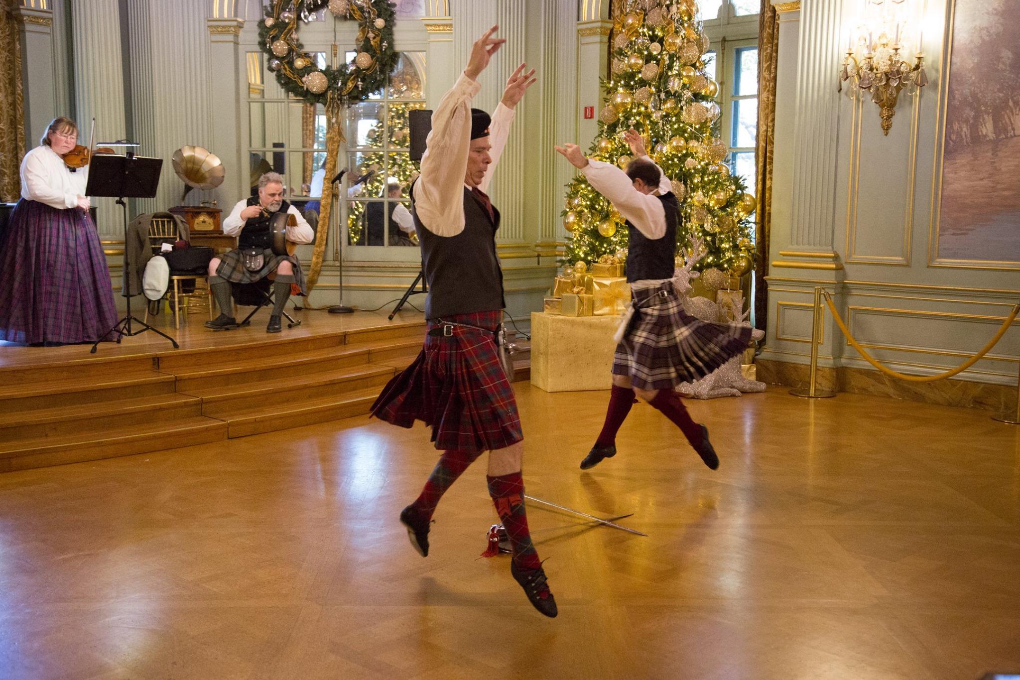 Lochaber Sword Dance