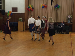 The Red Thistle Dancers