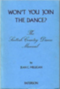 Won't You Join The Dance Book