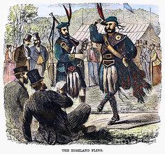 The Highland Fling (1867)