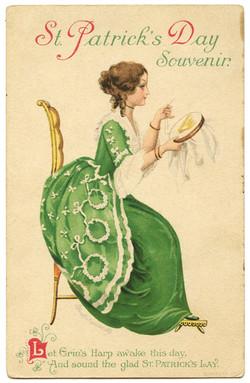 """""""Irish Maid"""""""