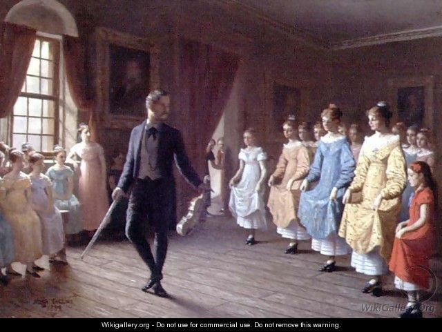 A Dancing Lesson