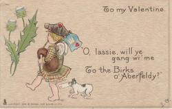 """""""Saint Valentine's Day"""" (Mitchell)"""