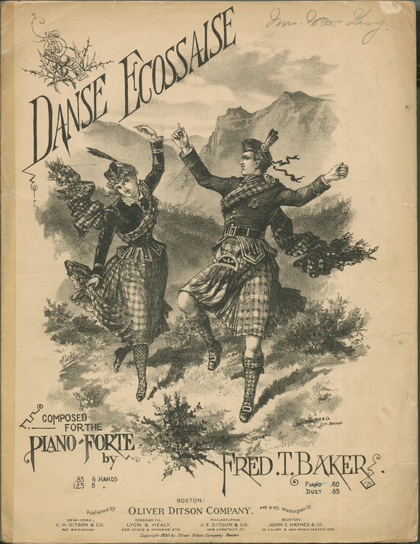Danse Ecossaise