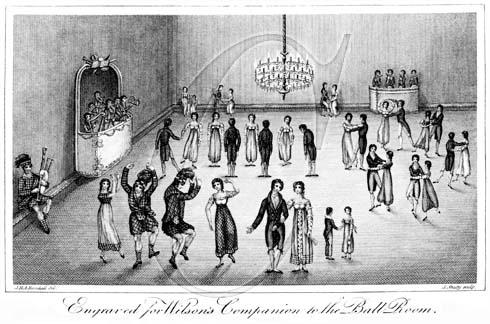 Companion to the Ballroom
