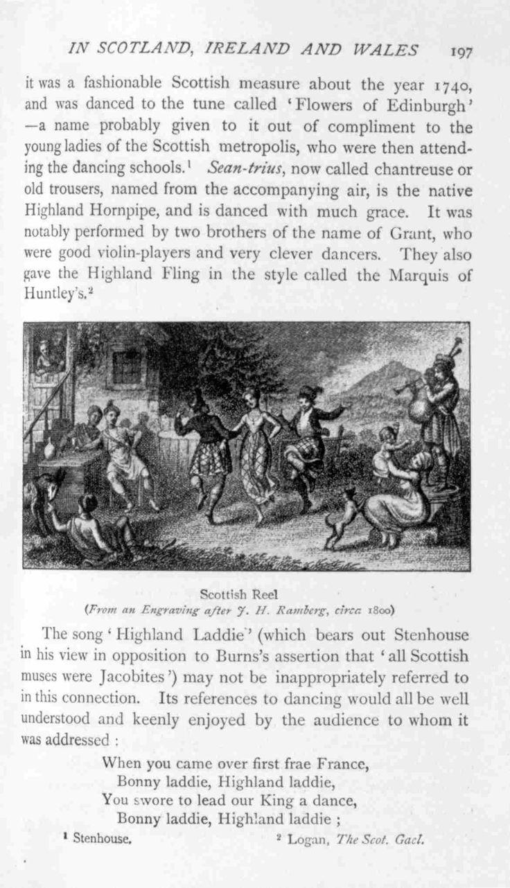 Scottish Reel