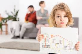 Figli di genitori separati: la Carta che li tutela