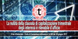 Corte di Giustizia UE: la capitalizzazione degli interessi è illegittima