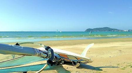 ウィンドサーフィンの大会について