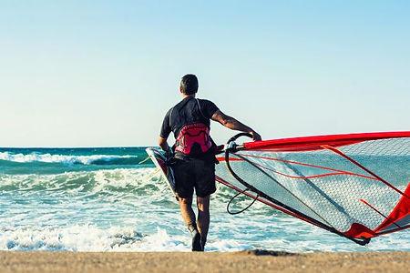 ウィンドサーフィンのスタイルの種類
