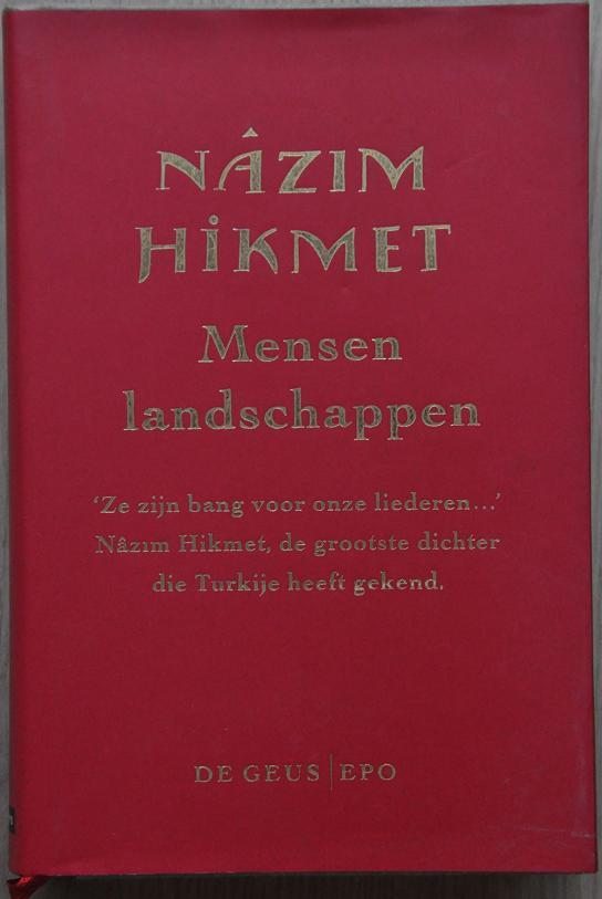 Nazim Hikmet - mensenlandschappen