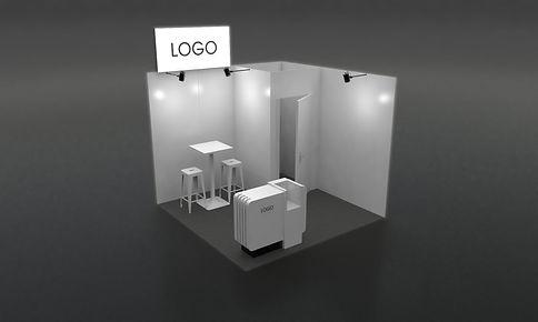 STAND 9m² Standard