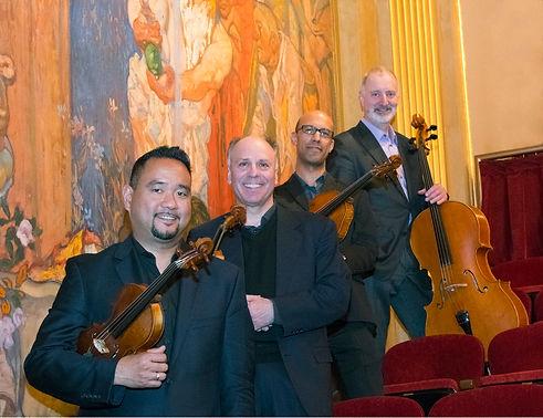 Alexander String Quartet current season.