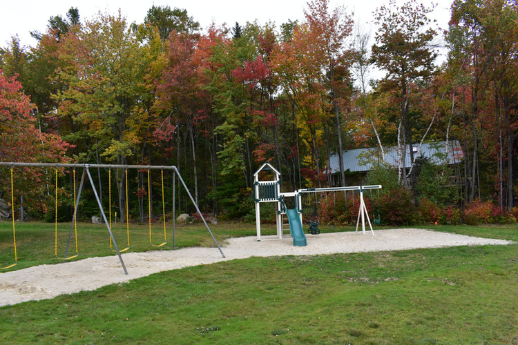 Sand for Kid's Playscape Area
