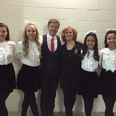 Performance with Daniel O'Donnell
