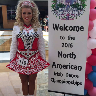 Emily Woolgar- 24th at the 2016 North American Championships