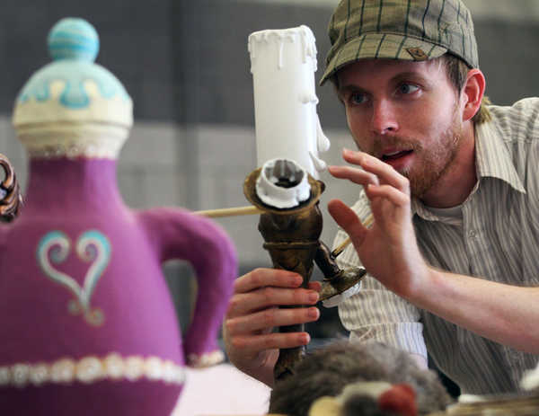 Puppet Designer & Builder