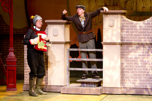 """Peter Simple from """"The Merry Wives of Windsor"""" at Shakespeare Theatre Company. 2012"""