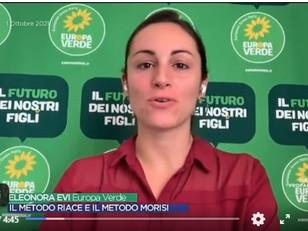 LA MIA INTERVISTA A OMNIBUS LA7