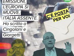 VEICOLI ZERO EMISSIONI, L'EUROPA SI MUOVE, ITALIA ASSENTE