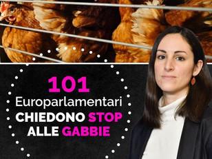 CON 100 EURODEPUTATI PER METTERE FINE ALL'USO DELLE GABBIE