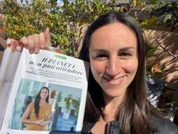 LA MIA INTERVISTA A VANITY FAIR SU CLIMA, AMBIENTE E GREEN DEAL