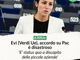 PAC: QUESTO ACCORDO CELEBRA IL FUNERALE DEL GREEN DEAL EUROPEO