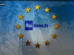 LA MIA INTERVISTA ALLO STATO DELL'UNIONE, RAI NEWS 24