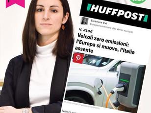 MOBILITA' ELETTRICA: ITALIA NON PERVENUTA.