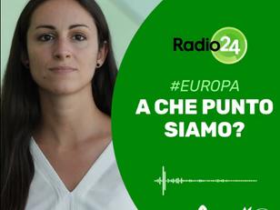 LA MIA INTERVISTA A RADIO 24