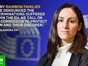ANCORA DISCRIMINAZIONI PER LE FAMIGLIE ARCOBALENO. COME PUO' L'UE CONSENTIRLO?