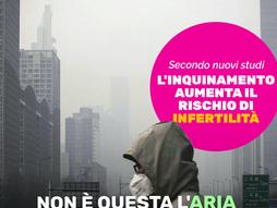 INQUINAMENTO DELL'ARIA E INFERTILITÀ, UNO STUDIO RIVELA IL LEGAME