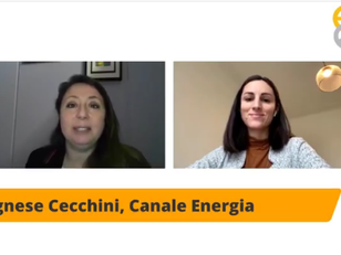 LA MIA INTERVISTA SU CANALE ENERGIA