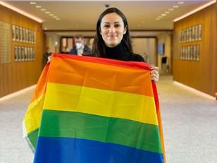 """VOGLIAMO CHE L'EUROPA SIA UNA """"LGBTIQ FREEDOM ZONE""""!"""