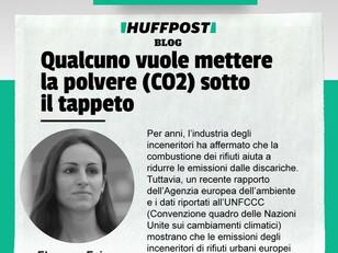 QUALCUNO VUOLE METTERE LA POLVERE (CO2) SOTTO AL TAPPETO